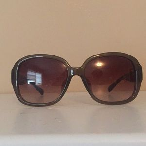 4c318d1ec Women Coach Sunglasses With Heart On The Side on Poshmark